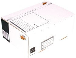 Postpakketbox 4 CleverPack 305x215x110mm wit