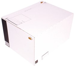 Postpakketbox 7 CleverPack 485x369x269mm wit
