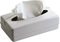 Dispenser PrimeSource facial tissue wit