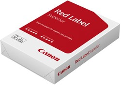 Kopieerpapier Canon Red Label Superior A3 80gr wit 500vel