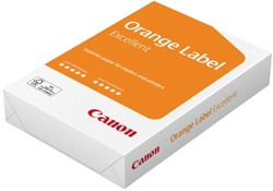 Kopieerpapier Canon Orange Excellent A4 80gr wit 500vel