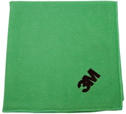 Microvezeldoek 3M Scotch Brite Essential groen