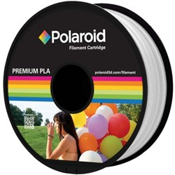 3D Filament Polaroid 1.75mm PLA 1kg wit