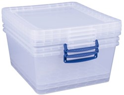 Opbergbox Really Useful 17,5 liter 460x380x195mm