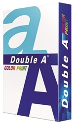 Kopieerpapier Double A Color Print A4 90gr wit 500vel