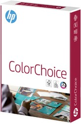Kleurenlaserpapier HP Color Choice A4 120gr wit 250vel
