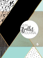 Bullet Journal mint & goud