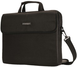 "Laptoptas Sleeve Kensington SP10 15.6"" zwart"