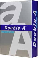 Kopieerpapier Double A Presentation A3 100 Grams Wit 500vel