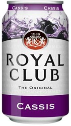 Cassis Royal Club 24 x 33cl